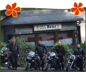 Pension & Café Benz in Blankenburg im Harz